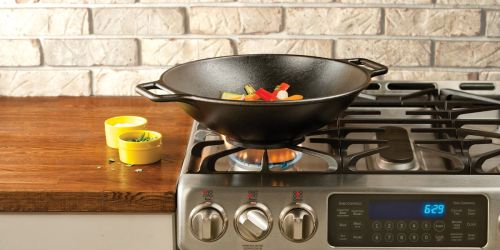 $209 Worth of Lodge Cast Iron Cookware Items Only $91.60 Shipped on Amazon