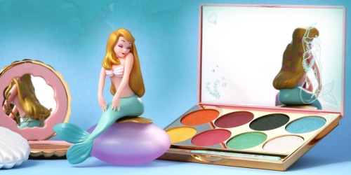 70% Off Bésame Cosmetics Including Disney Mermaid & Mickey Mouse Collections