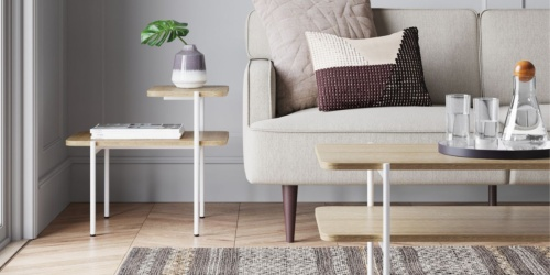 Extra 20% Off One Furniture Item at Target.com | Save on Coffee Tables, Media Stands & More