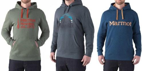 Marmot Men's Hooded Sweatshirts Only $21.99 for Costco Members