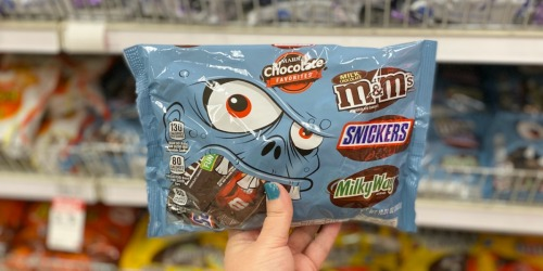 Mars Halloween Candy Variety Packs Only $2.25 at Target