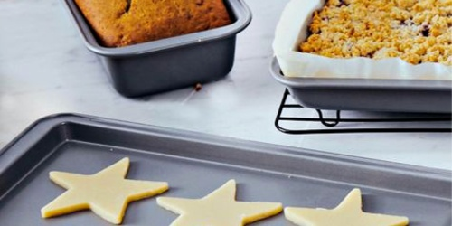 Martha Stewart 10-Piece Bakeware Set AND Measuring Cups & Spoons Only $29.98 at Macy's