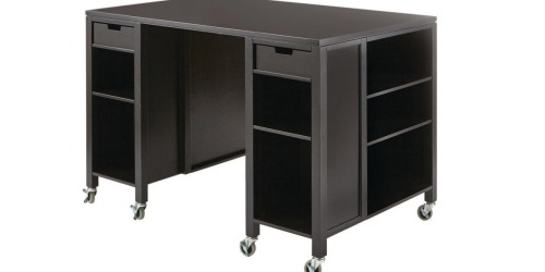 Martha Stewart Living Craft Storage Table Only $141.70 at Home Depot (Regularly $429)