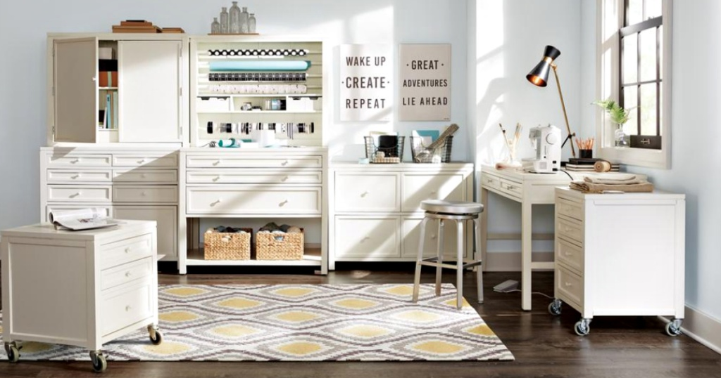 martha stewart gift wrap hutch