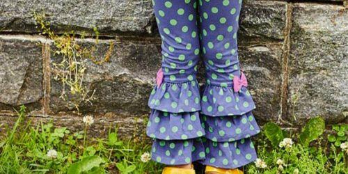 Matilda Jane Girls Ruffle Pants Only $11.99 (Regularly $36)