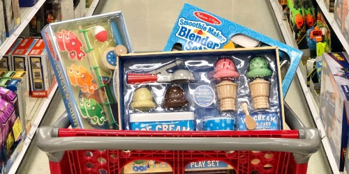 25% Off Melissa & Doug Toys at Target (Just Use Your Phone)