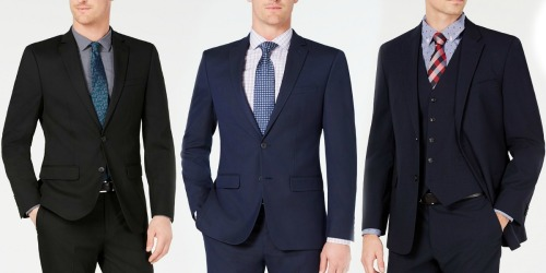 Van Heusen Men's Suits Only $79.99 Shipped at Macy's (Regularly $495)