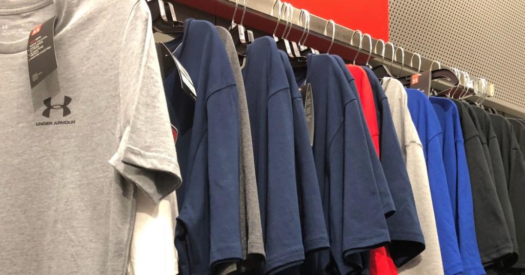 Men's Under Armour T-Shirts