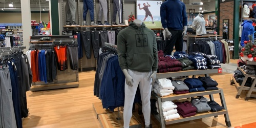 Up to 70% Off Under Armour Men's Apparel + Free Shipping for Kohl's Cardholders