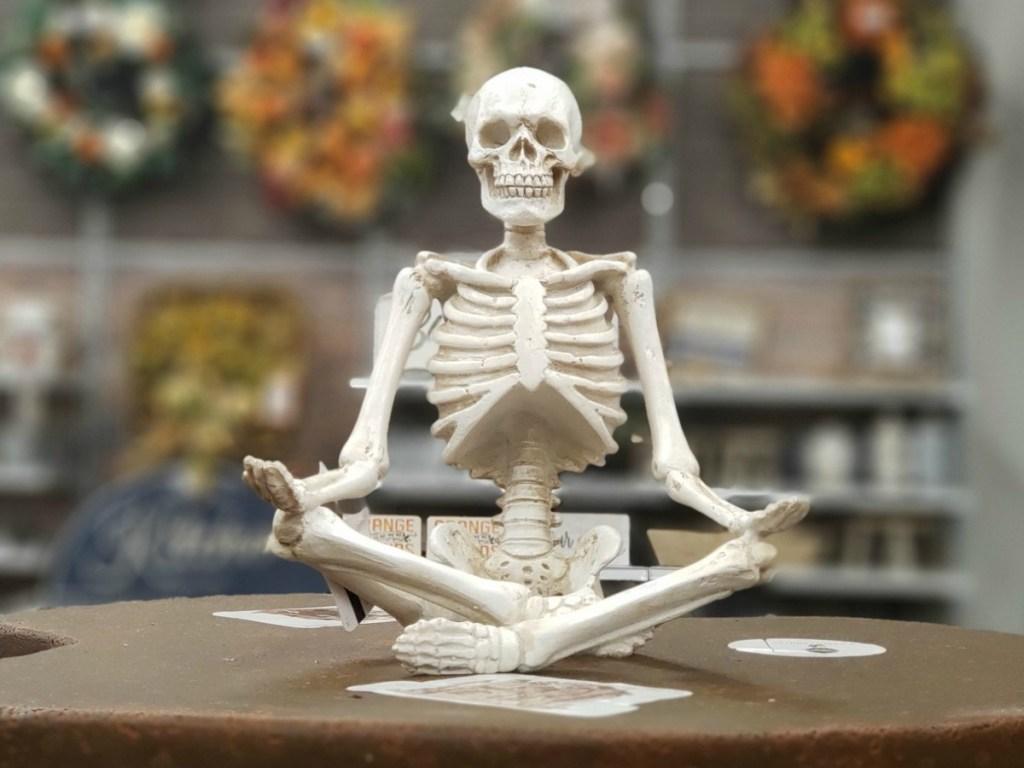 Yoga Pose Skeleton at Michael's in-store