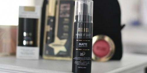 40% Off Milani Setting Sprays at Target.com
