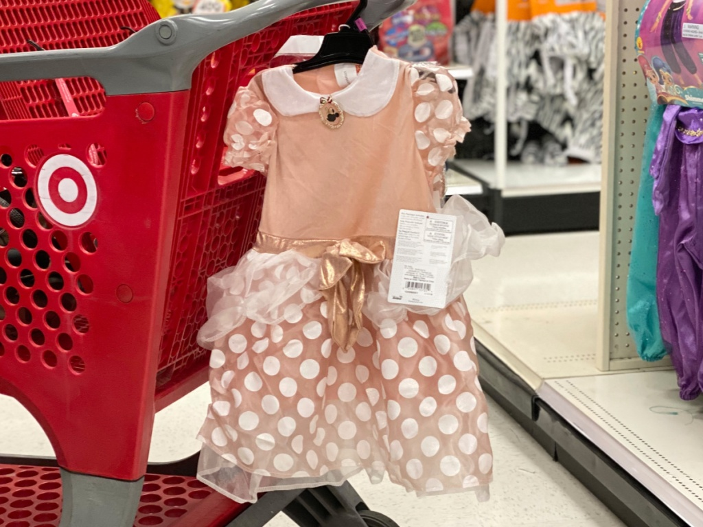 Minnie Mouse Costume Dress at Target