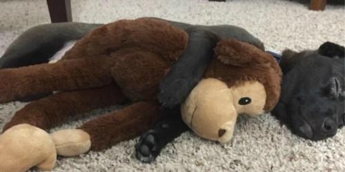 Oversized Plush Dog Toys as Low as $2.97 Shipped on Amazon