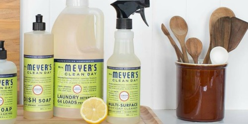 Mrs. Meyer's Multi-Surface Cleaner Only $2.22 Shipped on Amazon