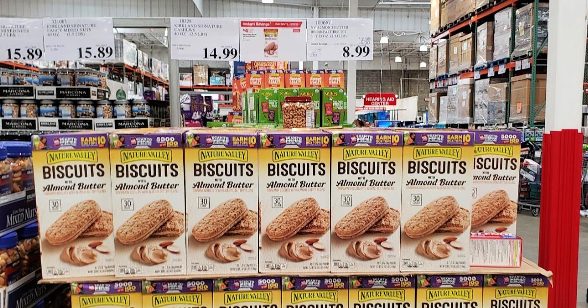 Nature Valley Biscuits