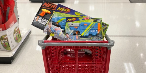 Up to 70% Off Nerf Toys at Target