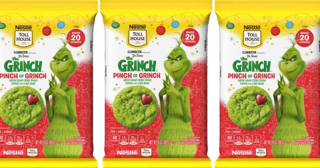 Nestle Grinch Cookies