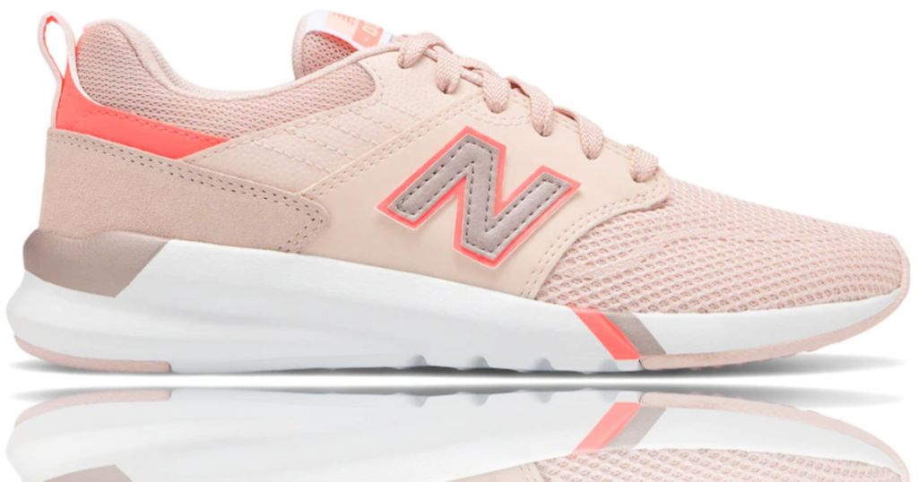 pink New Balance 009 Women's Sneakers