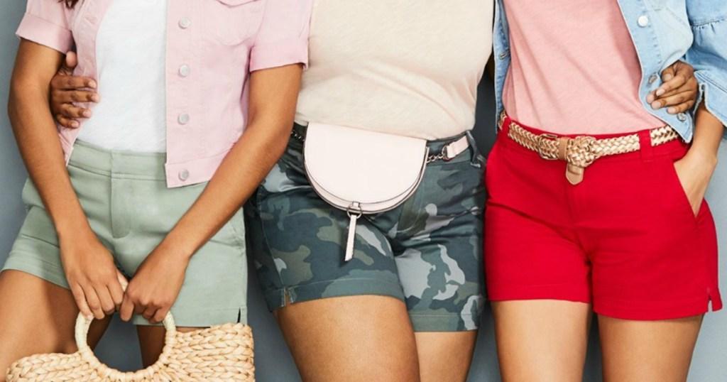 New York & Co Hampton Shorts