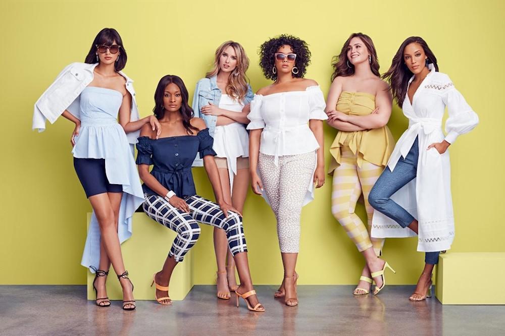 women wearing New York & Co Apparel