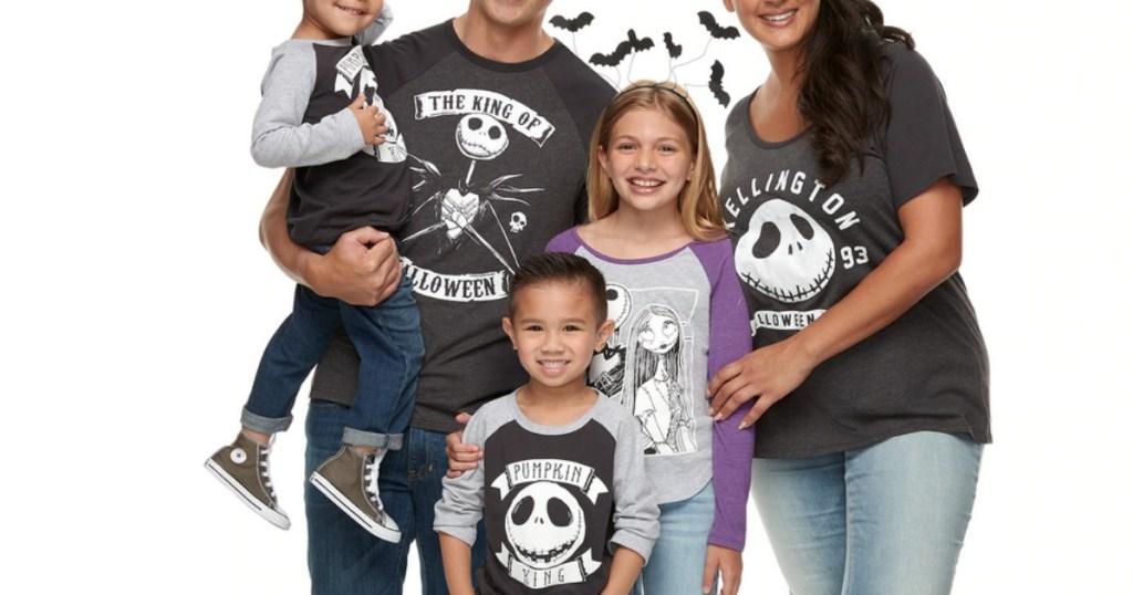 Nightmare Halloween Shirts