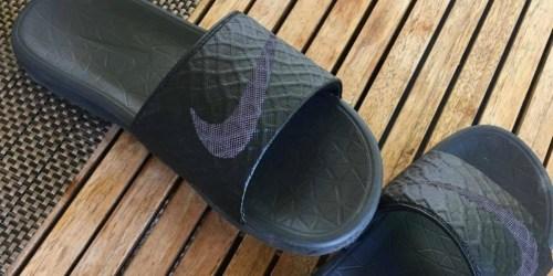 Nike Men's Slide Sandals Only $16.97 Shipped (Regularly $35)