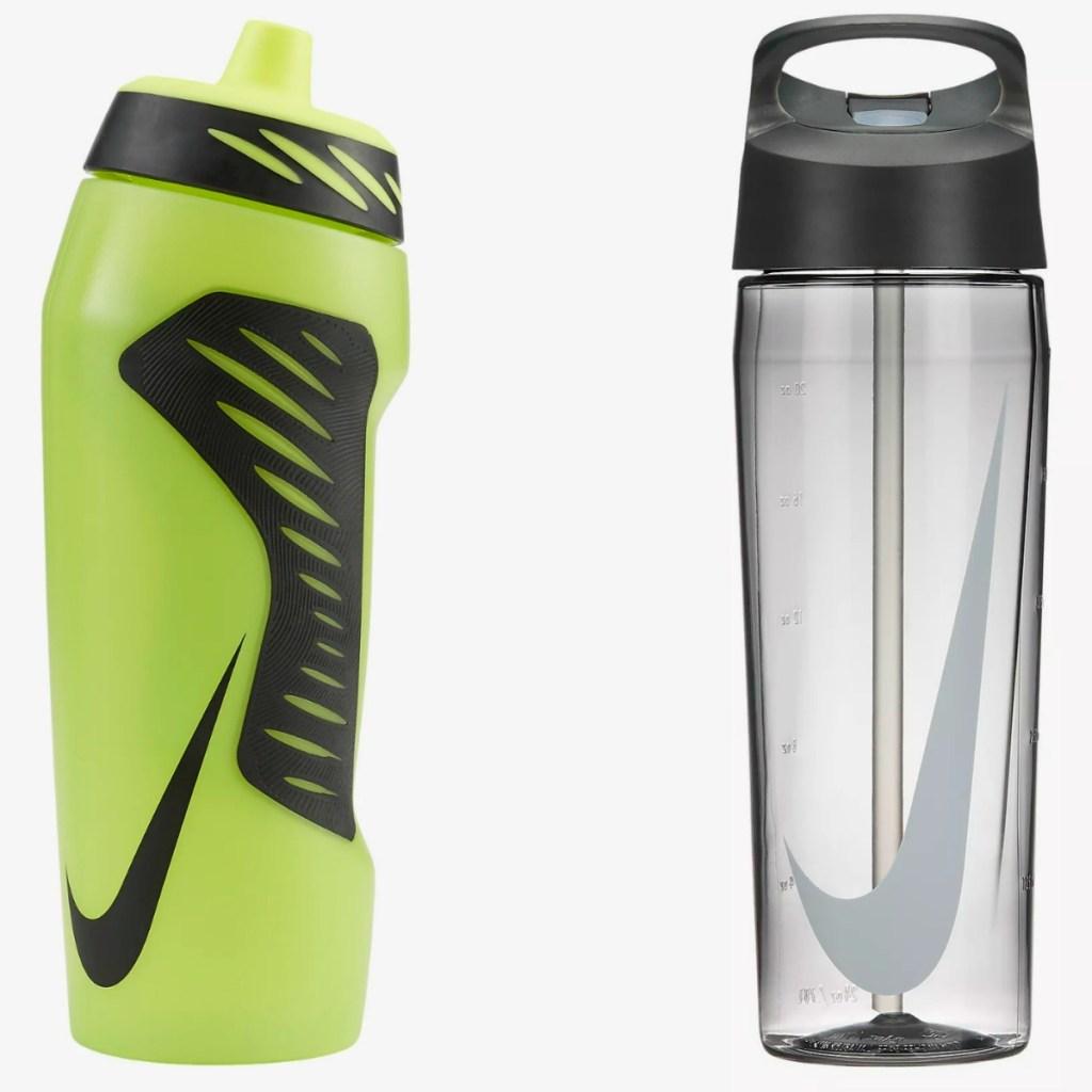 Nike Water Bottle in two styles