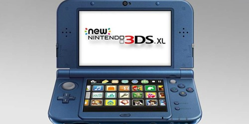New Nintendo 3DS XL Only $99.99 Shipped | Pre-Owned & Premium Refurbished