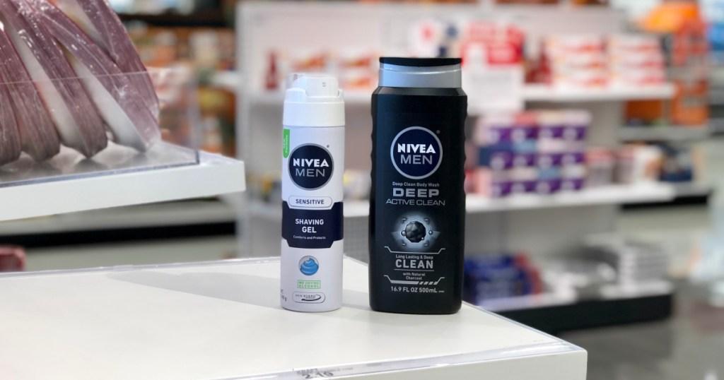 nivea men products at target
