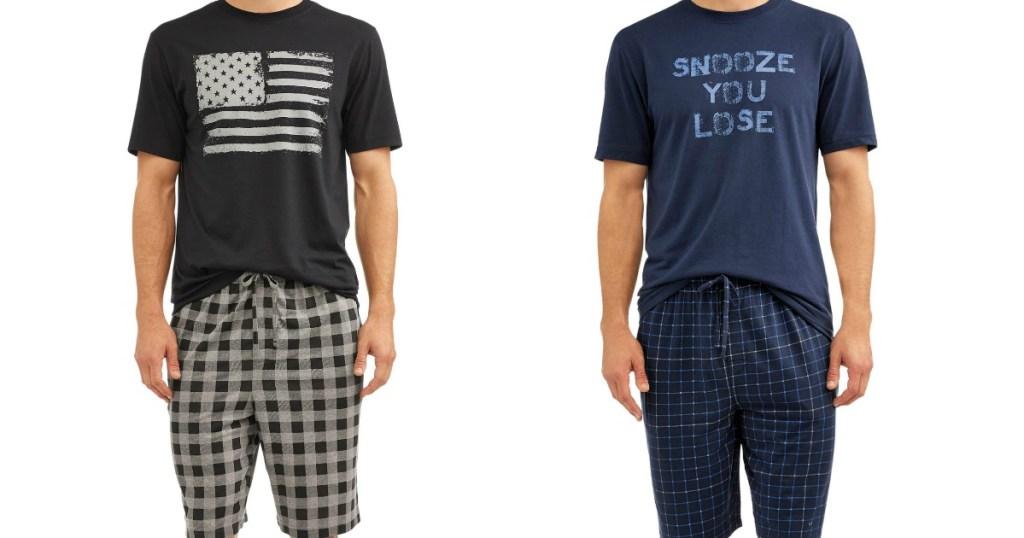 Northcrest Men's Sleepwear