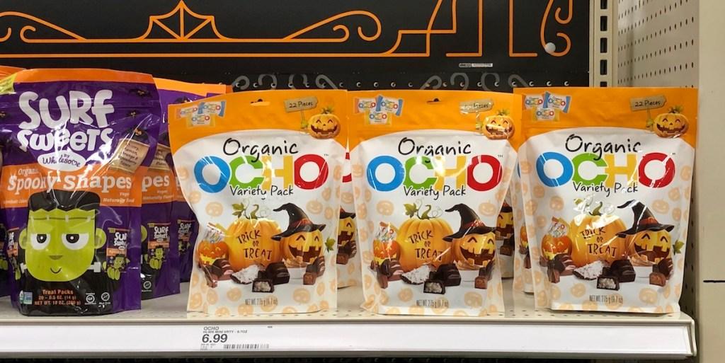 OCHO Variety Packs at Target