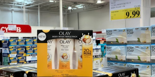 The Best Costco Health & Beauty Deals 9/4-9/27 | Dove, Olay, Neutrogena & More