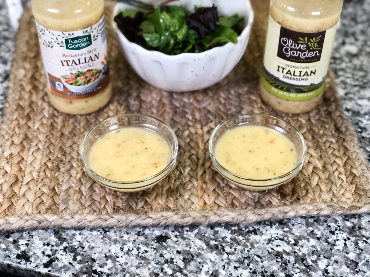This aldi italian salad dressing tastes like olive garden - Olive garden italian salad dressing recipe ...