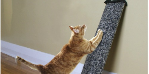 Lean-It 25″ Cat Scratching Post Just $5.41 at Amazon (Regularly $13)