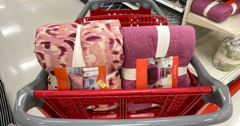 opalhouse quilts in cart at target