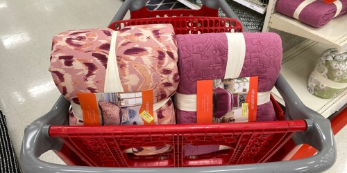 Up to 50% Off Opalhouse Bedding at Target | Quilts, Duvet Sets & More