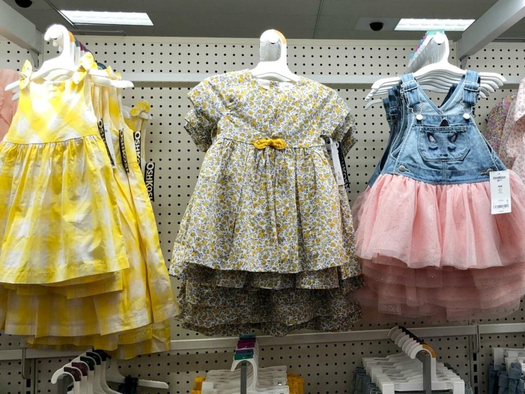 Osh Kosh Dresses on Target rack