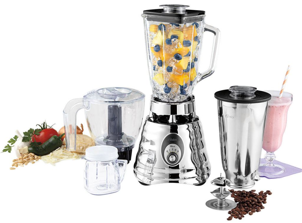 Oster Blender with accessories
