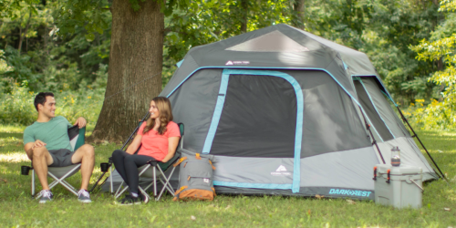 Ozark Trail 6-Person Instant Cabin Tent Only $79 Shipped (Regularly $119)