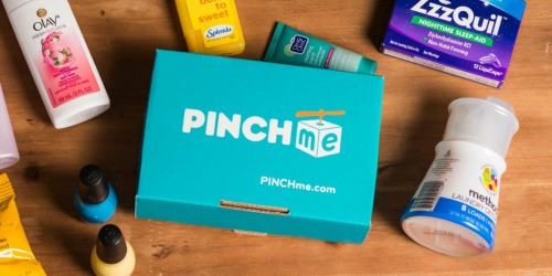 Free PINCHme Product Samples Live NOW
