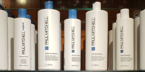 Premium 1-Liter Shampoos & Conditioners Only $15 on JCPenney.com (Regularly $24) | Paul Mitchell, Biolage, & More