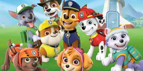 Paw Patrol Digital HD Seasons 1-4 Just $9.99 Each at Amazon (Regularly $20)