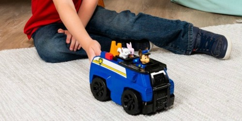 Paw Patrol Ride 'n' Rescue 2-in-1 Playset Only $10.99 at Best Buy (Regularly $25)