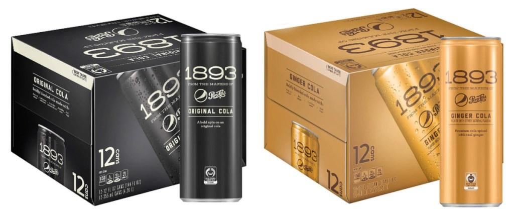 Pepsi-Cola 1893 Original Cola 12-Pack