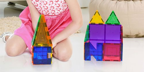 Up to 70% Off Picasso Magnetic Tiles for Kids at Zulily
