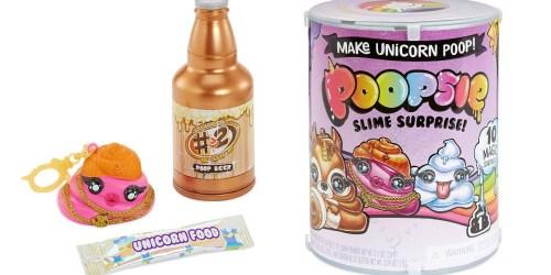 Poopsie Slime Surprise Unicorn Poop Pack Just $3.98 (Regularly $10)