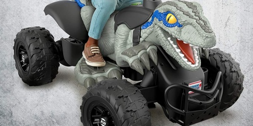Power Wheels Jurassic World Dino Racer Only $169.99 Shipped (Regularly $280)