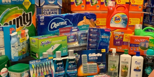 Free $25 Costco Cash Card with $100 P&G Purchase | Save BIG on Tide, Charmin, Crest & More