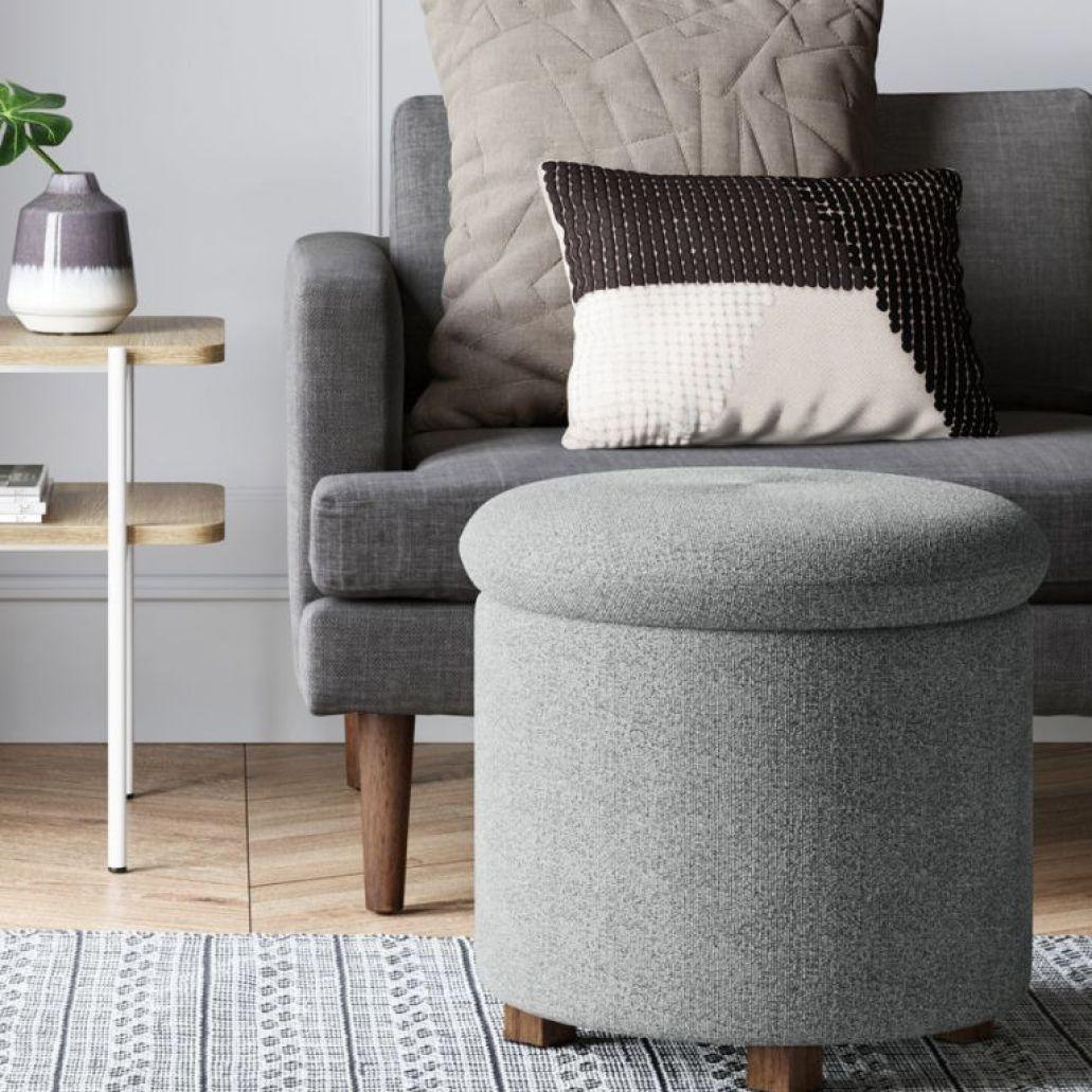Prime Up To 35 Off Storage Ottomans Benches More At Target Com Inzonedesignstudio Interior Chair Design Inzonedesignstudiocom