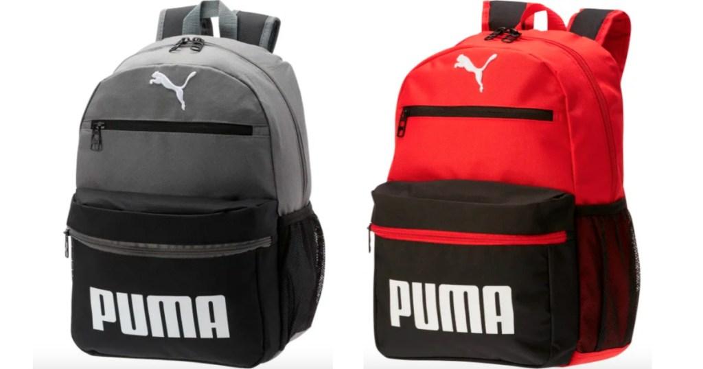 Puma kids backpack